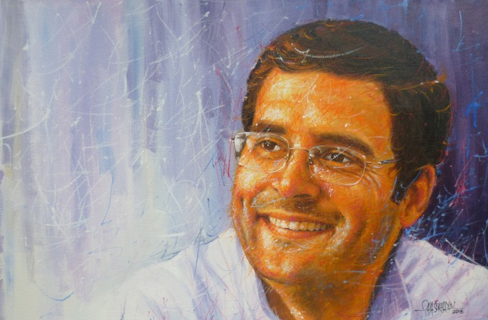 rahul_gandhi_-_oil_painting